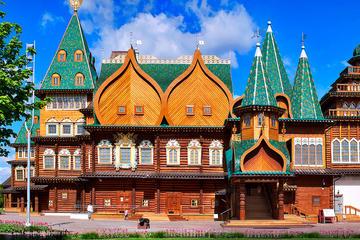 Excursion privée au domaine de Kolomenskoïe au départ de Moscou
