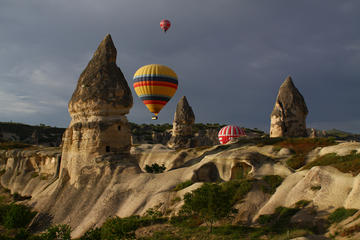 8 Days Istanbul to Cappadocia Tour by...