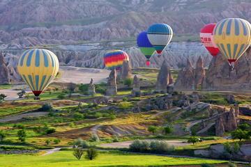Athens to Cappadocia 5 days Tour