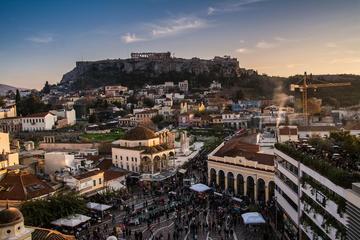 Passe para restaurante de Atenas