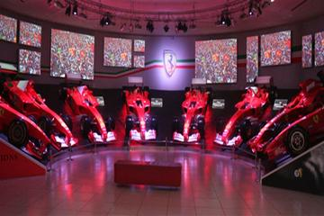 Full-Day Ferrari Race Track and Museums Tour