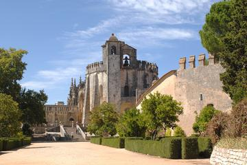 Tomar and Almourol Castle Tour