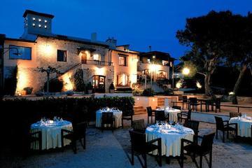 40 minutos de vuelo desde Perpiñán a un típico restaurante español