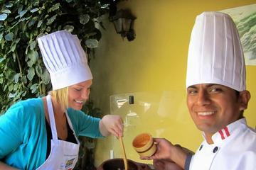 Clase de cocina peruana incluyendo...