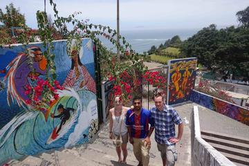 Excursão a pé pelas cores e sabores de Lima