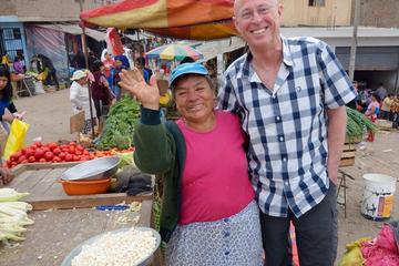 Excursión por el barrio de chabolas de Lima