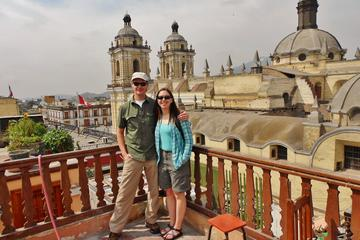 Lima City Sightseeing Tour and Cooking Class
