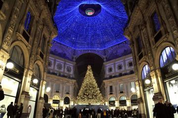 2-stündiger Rundgang durch Mailand bei Nacht