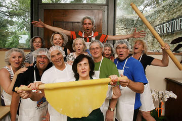 Authentic Hands-on Cooking Class in Assisi