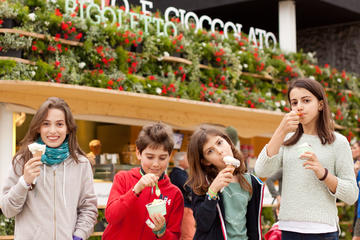 Be a Gelato Master for one day in Milan