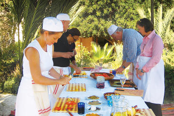 Cooking Class at a Modern Art Museum in Agrigento