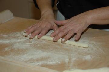 Lezione di cucina sulle colline toscane