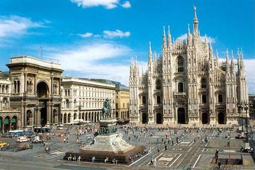 Milan Fashion District Tour