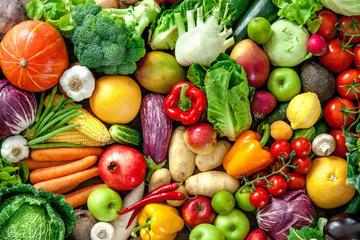 Rethymno: Organic Garden Tour with lunch