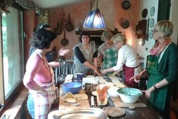 Sardinian Countryside Home Cooking Class with Lunch