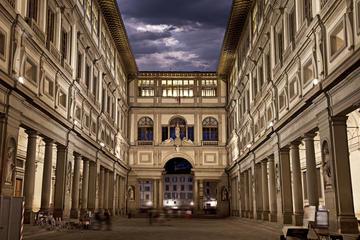 Tour della Galleria degli Uffizi a