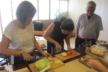 Traditional Home Cooking class in Singapore