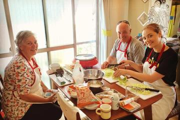 Traditional Home Cooking Class in Tokyo with Chef Sato