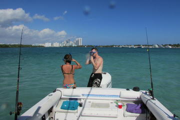 Half Day Haulover Sandbar Private...
