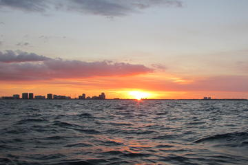 Private Haulover Sandbar Sunset Cruise