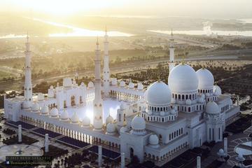 City Tour of Abu Dhabi From Dubai