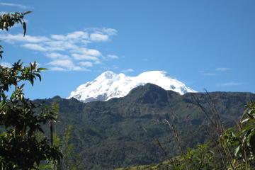 Tour des Antisana-Vulkans und...