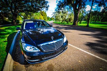 New Orleans-Stadtbesichtigung mit privatem Fahrzeug