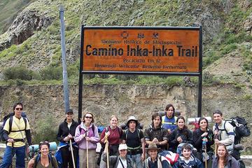 Inca Trail To Machu Picchu 4Days 3Nights