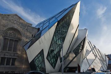 Billet pour le Musée royal de l'Ontario
