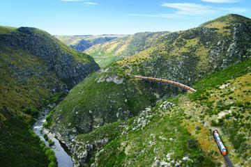 Chemin de fer de Taieri Gorge, au départ de Dunedin
