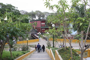 Private Tour: The Best of Barranco and Mirafores