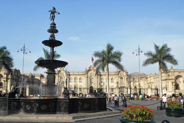 Private Tour: Historic Lima and Larco