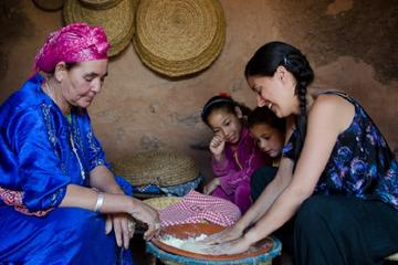 Private Berber Cooking Class in Atlas Mountains