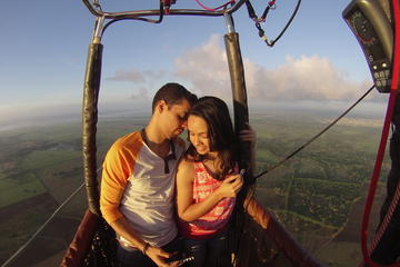 Punta Cana Sunrise Hot Air Balloon...
