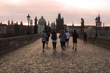 Tour di corsa da Praga al castello di Karlštejn, pass valido per 48