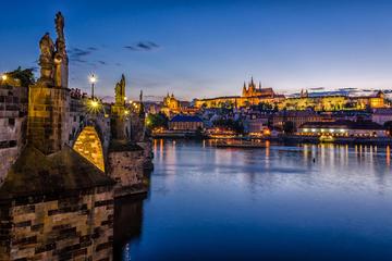 Tour di Praga di 3 giorni con pernottamento, incluso viaggio di