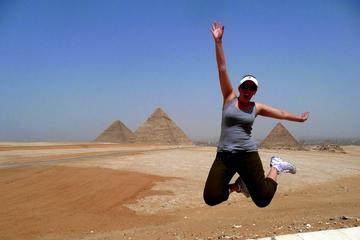 Recorrido de un día desde El Cairo: Museo Egipcio, Iglesia Colgante y...