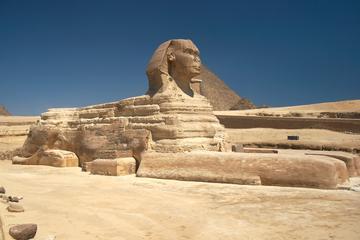 Recorrido guiado de privado de medio día a las pirámides de Guiza y...