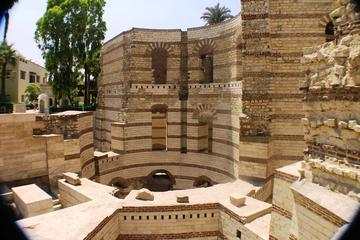 Recorrido privado de un día completo a las pirámides de Guiza, la...