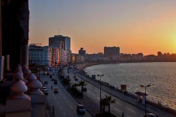 Visita guiada privada de día completo a Alejandría desde El Cairo
