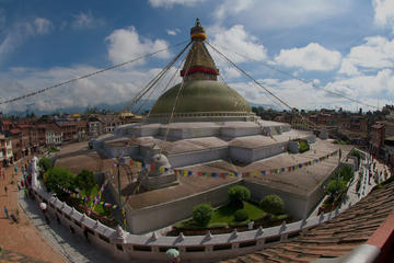 Private Tour: Kathmandu Temples from T…