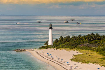 Day Trip Miami Beach & Fort Lauderdale Ultimate Air Tour near Pembroke Pines, Florida
