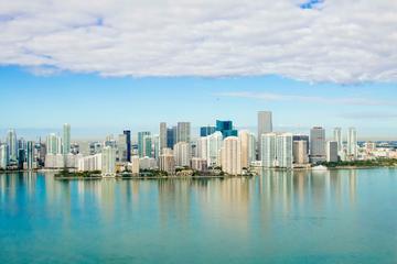 Romantic 40-Minute Flight over Miami
