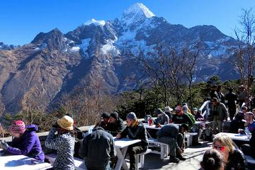Everest View Luxury Lodge Trek 12 Days