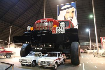 Emirates National Auto Museum Admission with Private Round-Trip...