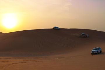 Over night Safari Al Kathim Desert from Abu Dhabi