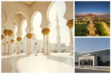 Private Abu Dhabi Stopover Tour: Quick City Tour Including Sheikh...