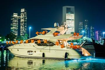 Private Abu Dhabi Yacht Dinner Cruise...
