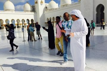 Sheikh Zayed Mosque Private Tour