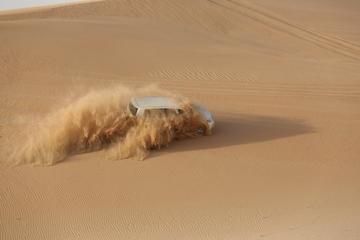 Wüstensafari am Vormittag mit Abholung von Abu Dhabi